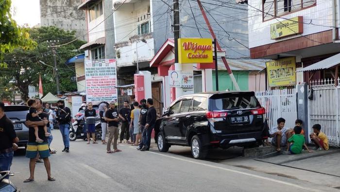 Eks Markas FPI di Makassar Mendadak Digeledah Densus 88