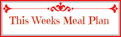 Whats For Dinner Next Week 1-5-19 at Miz Helen's Country Cottage