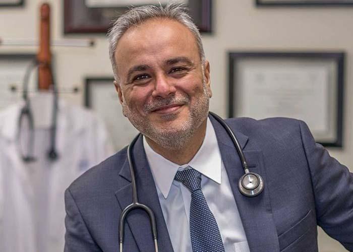 Ini Profil Saud Anwar, Dokter Muslim Pahlawan Virus Corona Amerika Serikat