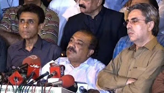 MQM will no longer be in the cabinet
