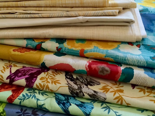 New Fabrics from USA