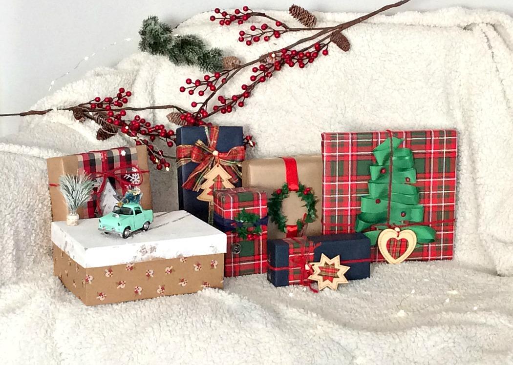 Ιδέες για το τύλιγμα των δώρων