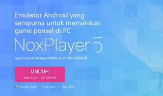 Download Unduh Nox - Apa itu Nox Player Spesifikasi & Cara Download & Install