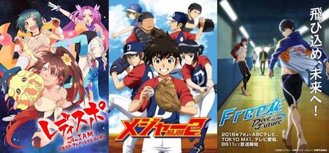 anime sport 2018 terbarik, anime olahraga terbaru 2018 yang bagus
