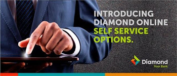 Know How To Use Diamond Bank Online Self Service
