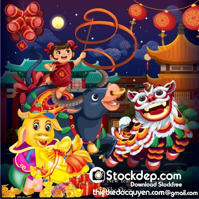new year free stock 2021