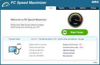 طريقة تثبيت وتفعيل برنامج PC Speed Maximizer لتسريع الحاسوب الى أقصى درجة