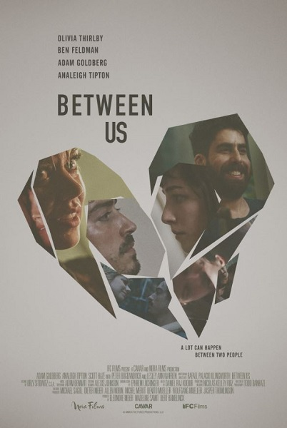 Film Between Us 2017 Bioskop