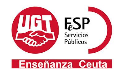Reunión con el Subdirector General, Enseñanza UGT Ceuta Informa