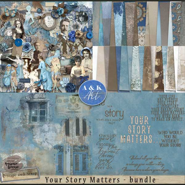 your story matters bundle