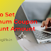How to Set Maximum Coupon Discount Amount in Ecommerce Website
