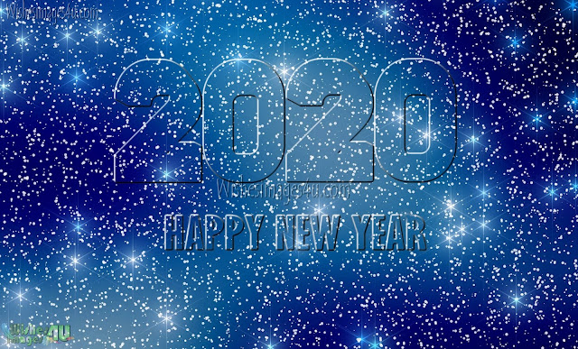Happy New Year 2020 Sparkling Pictures Background Download For Free