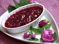 Dulceaţă din petale de trandafir