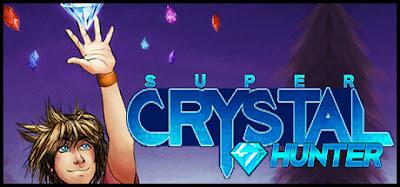 El Pequeño Rincón de los Grandes RPG - Super Crystal Hunter - Portada / presentación