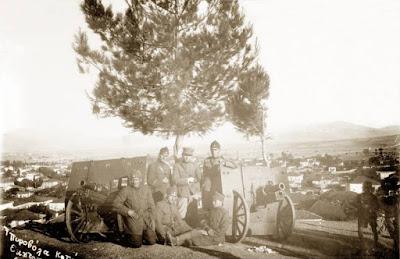 Σπάνιες φωτογραφίες από τη μεταφορά των οστών του Θεόδωρου Κολοκοτρώνη