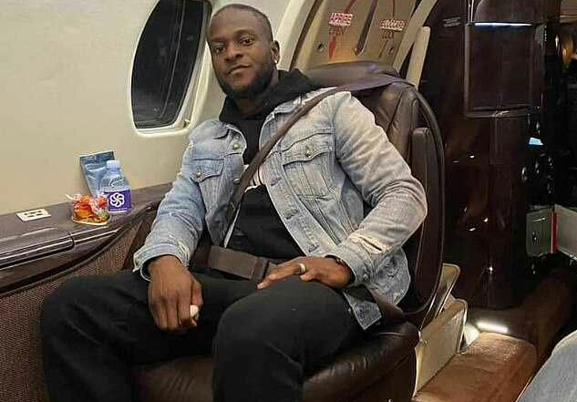 Victor Moses Arrives Italy To Complete Inter Milan Transfer (Photo)
