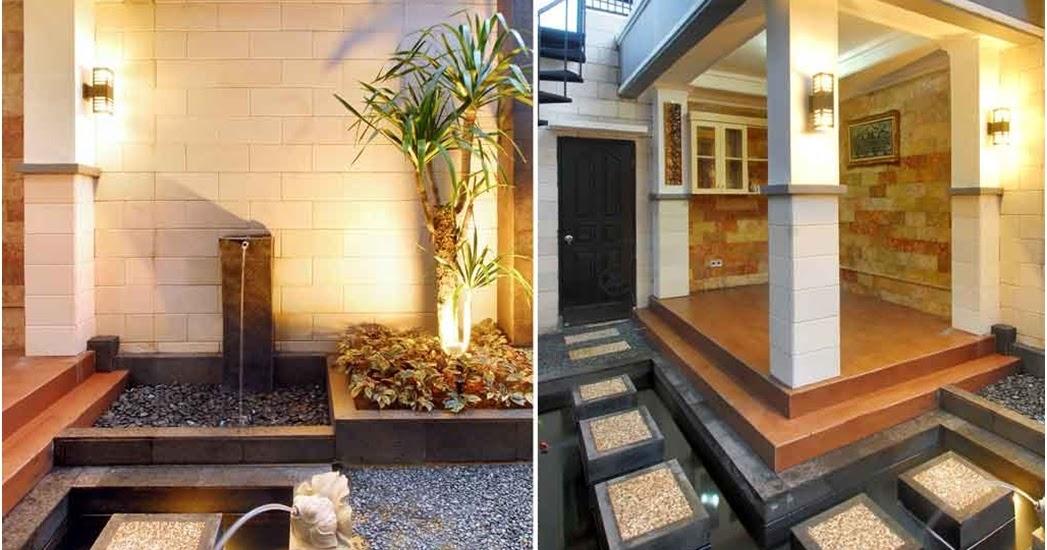 Desain Rumah Minimalis Ada Mushola