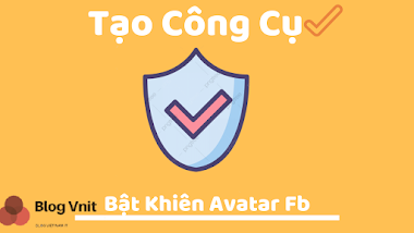 Hướng Dẫn Tạo 1 Trang Bật Khiên Avatar Facebook