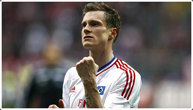 Marcell Jansen Hamburger SV