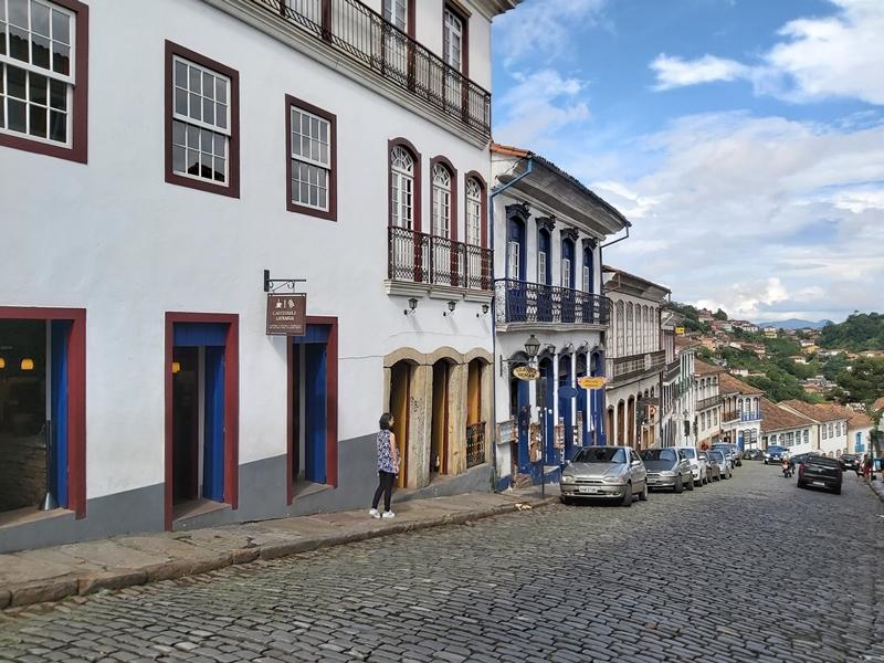 Passeio de Belo Horizonte a Ouro Preto