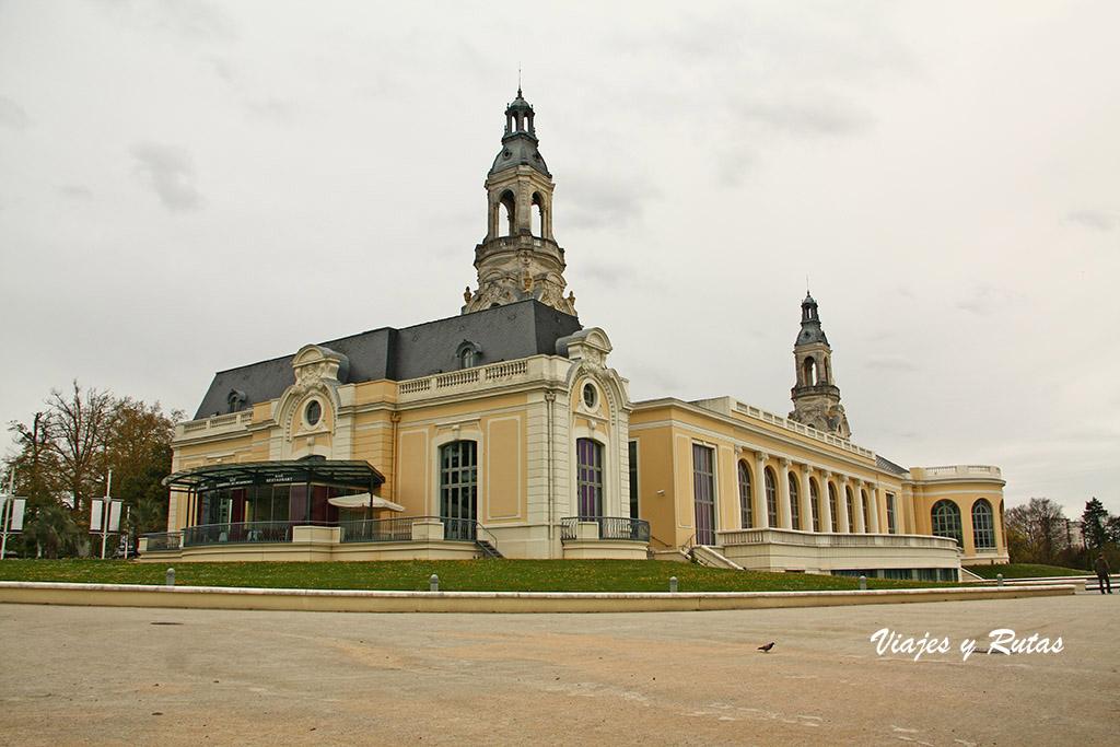 Palacio Beaumont de Pau, Francia