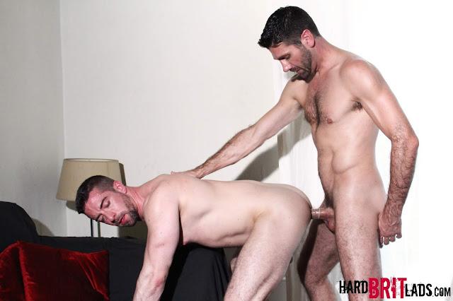 Hard Brit Lads - Craig Daniel and Scott Hunter