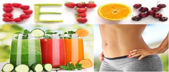 Cómo hacer la dieta Detox para coenzar el 2019