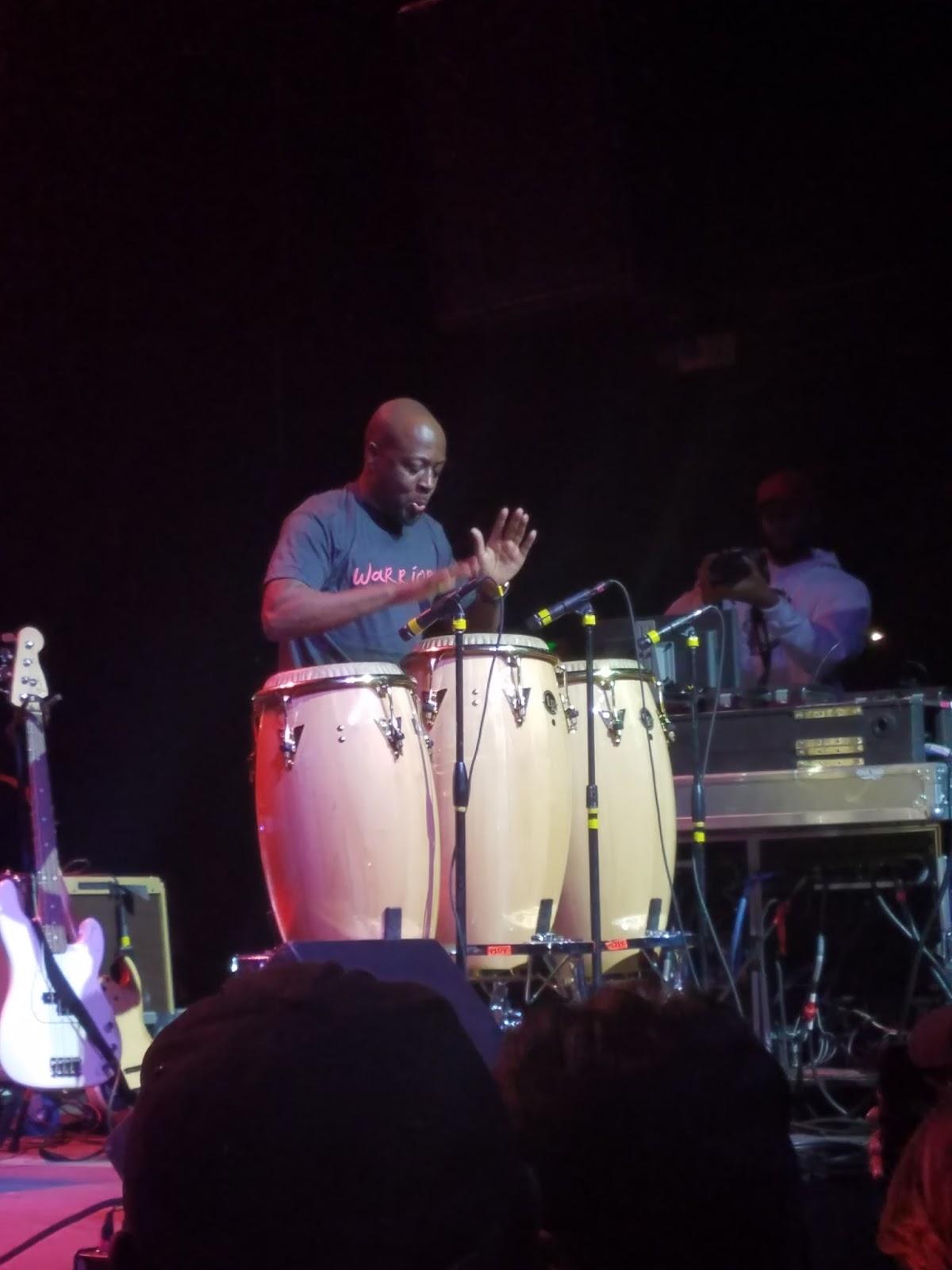 Sa Kap Fet : Wyclef, Culture, 3.14.18, MUSICMARAUDERS