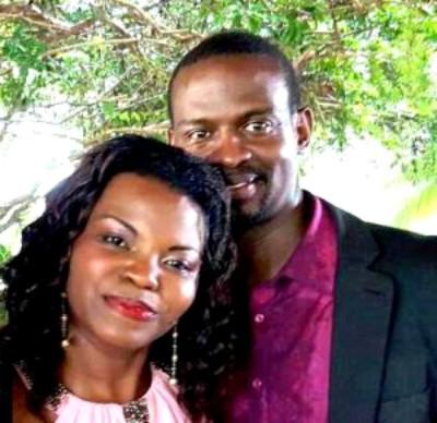 Julie Syl Kalungi And Paul Kalungi