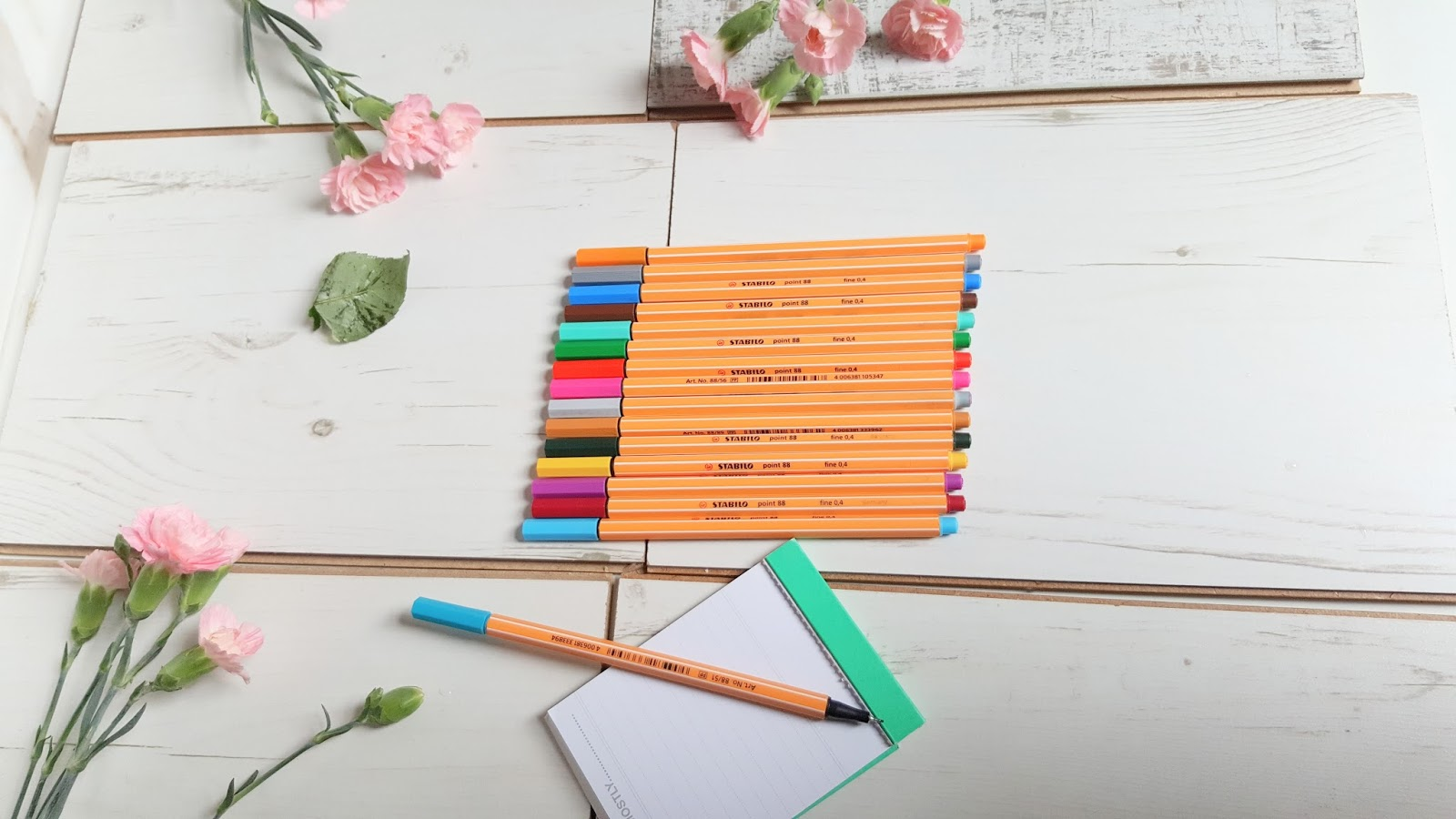 stabilo pens - how to generate blog post ideas