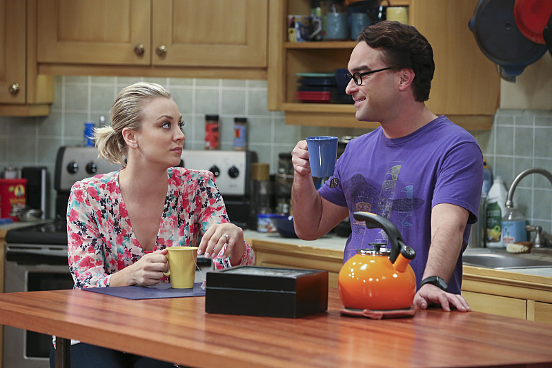 the big bang theory, penny, leonard