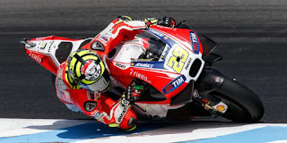 Hasil Latihan Bebas 1 (FP1) MotoGP Sachsenring