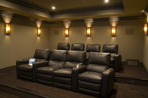 Beautiful persuasion home theater: Home Theater Furniture
