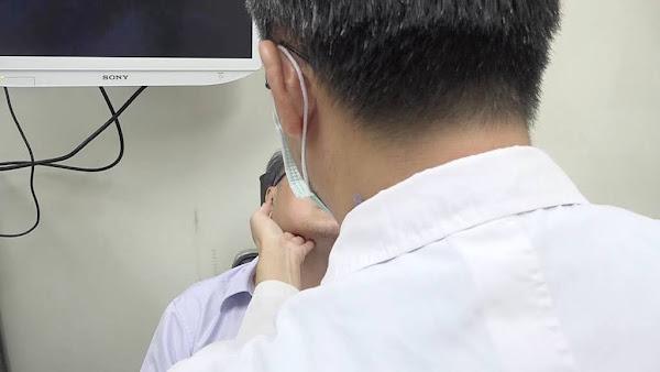 喝水嘴角流當顏面神經麻痺 轉診彰化醫院竟確診下頷腺癌