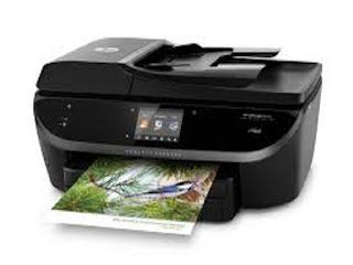 Image HP Officejet 8040 Printer