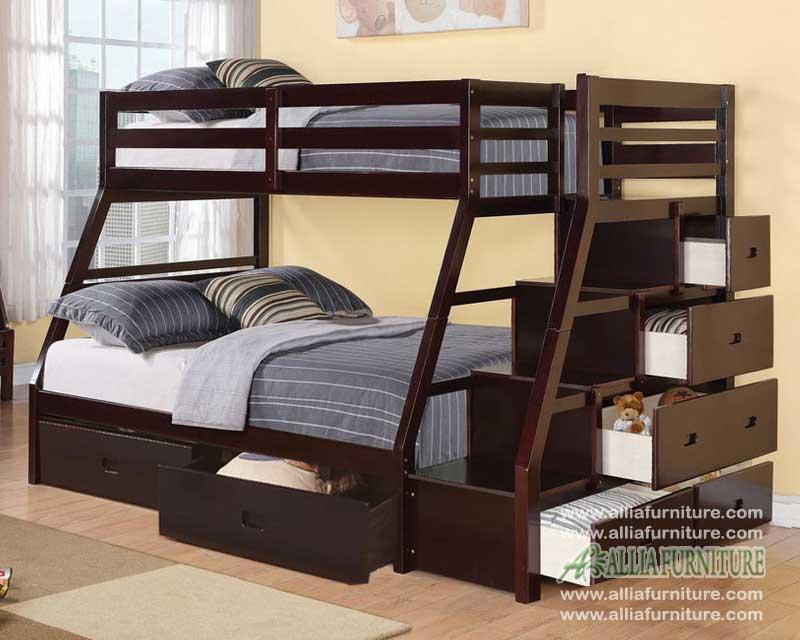 tempat tidur susun anak dakota