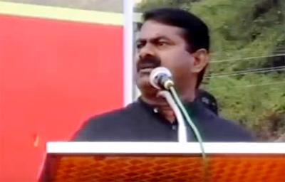 Naam Tamilar Seeman Speech – Coonoor 12-04-2016