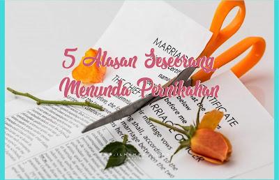 5 Alasan Seseorang Menunda Pernikahan