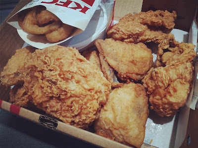 Order KFC Untuk Lunch Cepat Dan Mudah