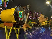 Paman Birin Buka MTQ Nasional XXXII Tingkat Provinsi Di Kotabaru