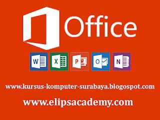 KURSUS APLIKASI PERKANTORAN SURABAYA | ELIPS ACADEMY COMPUTER