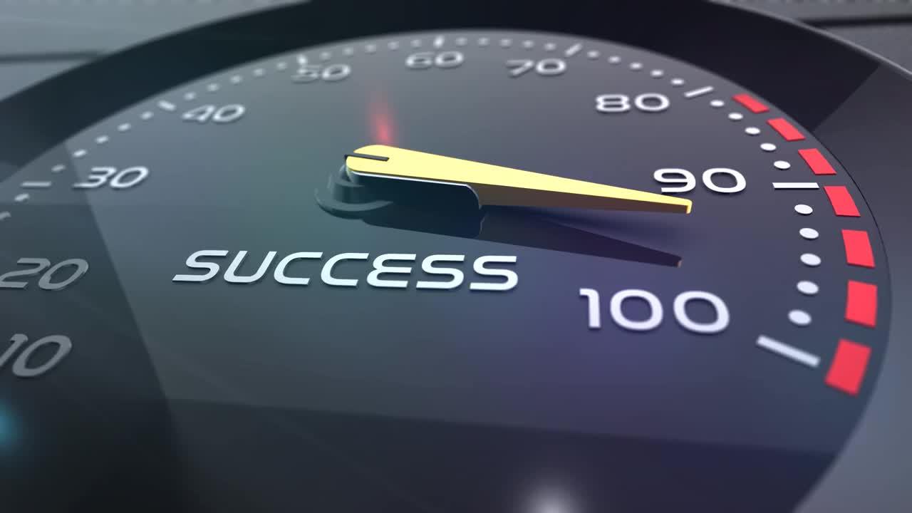 Qual é o Seu Medidor de Sucesso?