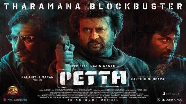 Petta Full Movie Watch Download Online Free