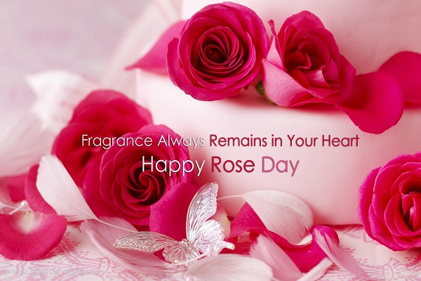 Happy Rose Day Message 2018 - Happy Rose Day Quotes, Wishes, SMS And Images
