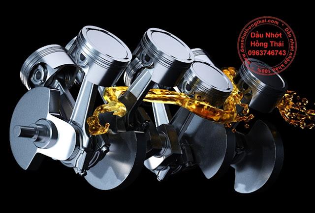 Tại sao cần phải thay dầu động cơ xe máy thường xuyên?