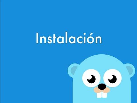 Instalación de Go