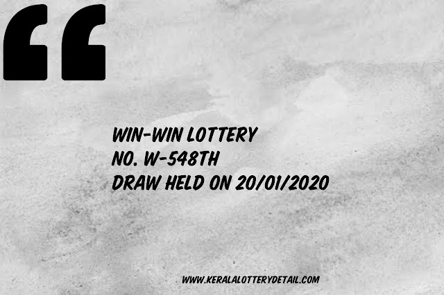Win_Win_Lottery_Result_Today