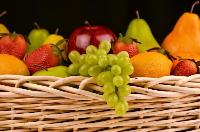 Frutas na dieta