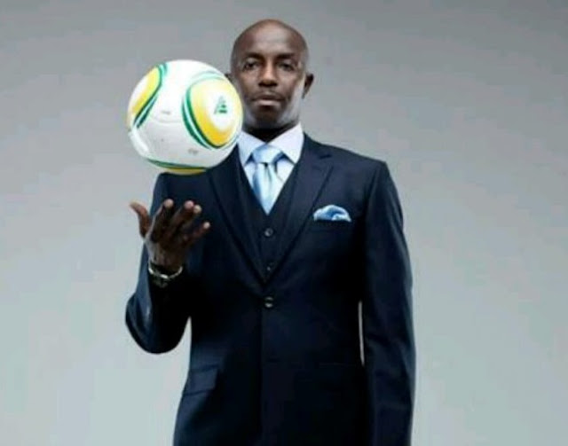 Samson Siasia Biography