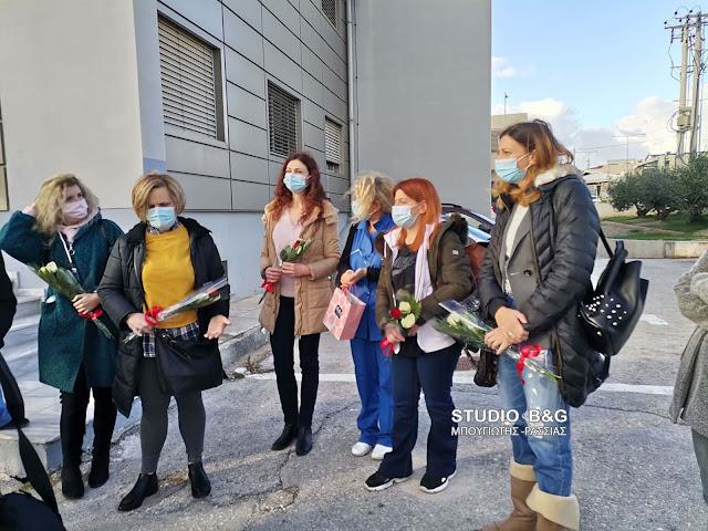 Γιάννης Ανδριανός: Όλοι οι Αργολιδείς ευχόμαστε στις συντοπίτισσές μας νοσηλεύτριες καλή δύναμη